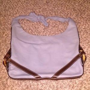 Guia's Leather Hobo Bag Purse Handbag Made Italy